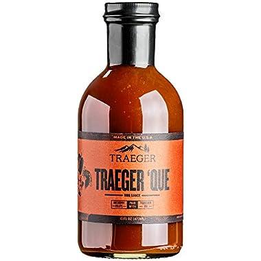 Traeger Grills SAU027 Sweet & Smoky Bbq Sauce