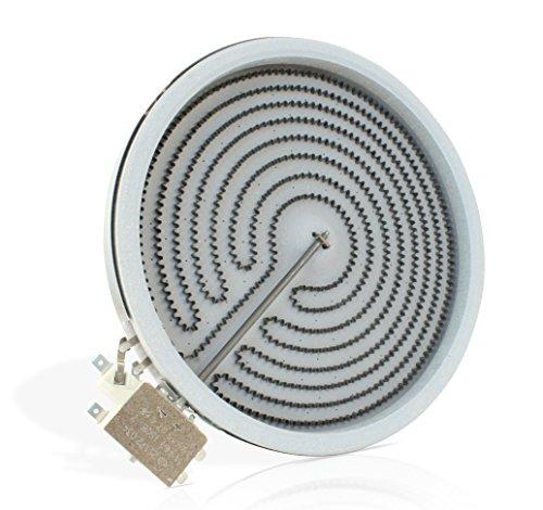 E.G.O 10.51111.004 HiLight Strahlungsheizkörper mit Ø210 mm und 2300 Watt EGO