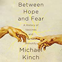 Between Hope and Fear audio book