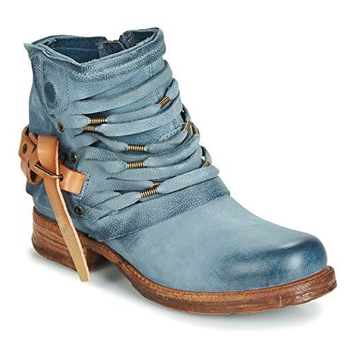 airstep / a.s.98 Saint Stiefelletten/Boots Damen Blau - 41 - Boots