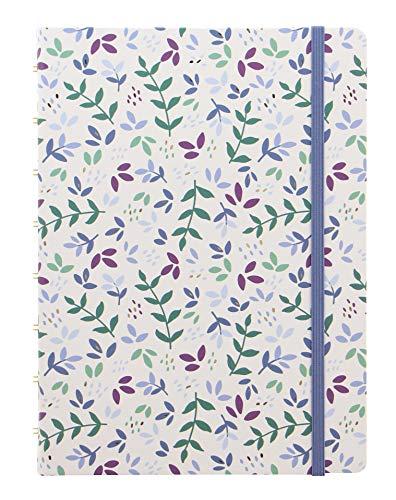 Filofax Garden A5 Refillable Notebook Sunrise, 115115