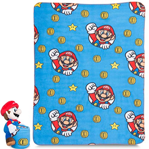 super mario baby bedding - 9