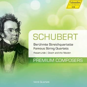 Schubert: String Quartets Nos. 11-15