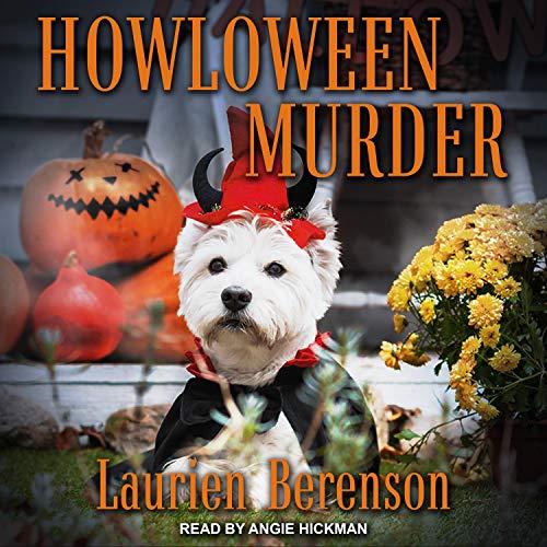 Howloween Murder Audiobook By Laurien Berenson cover art