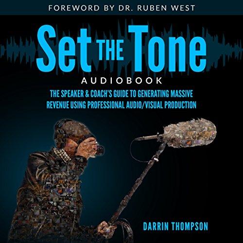 Set the Tone cover art