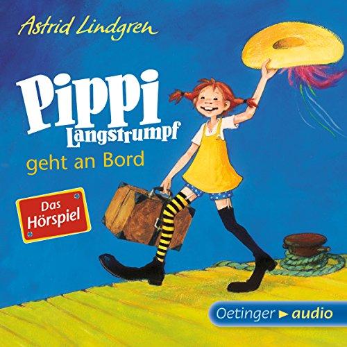Pippi Langstrumpf geht an Bord cover art