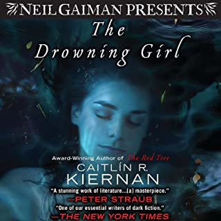 The Drowning Girl audiobook cover art