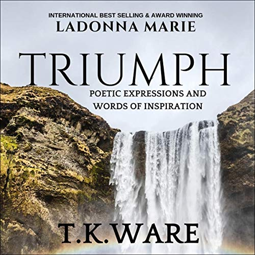 Triumph audiobook cover art