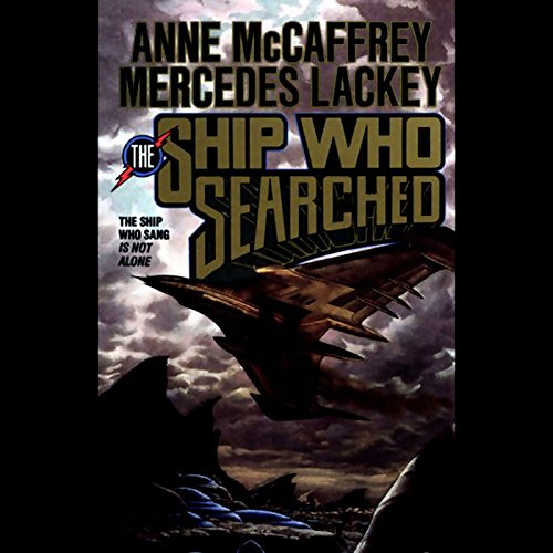 The Ship Who Searched cover art