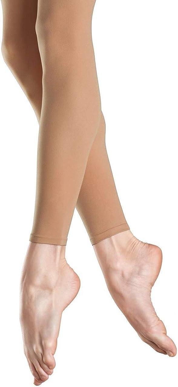 Bloch womens Ladies Endura Footless Tight