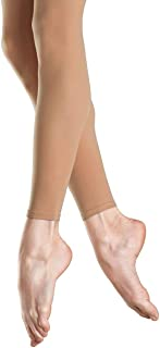 Bloch Dance Girls Endura Footless Tights