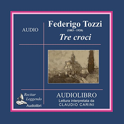 Tre croci (Three Crosses) cover art