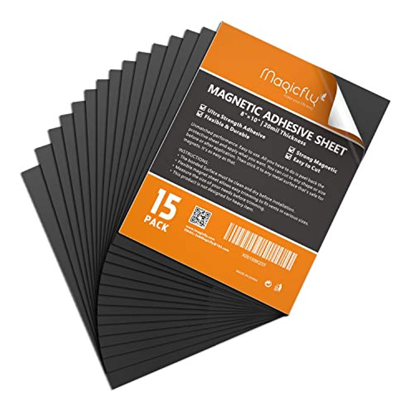Magnet Sheets with Adhesive 8