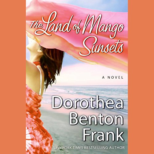 The Land of Mango Sunsets audiobook cover art