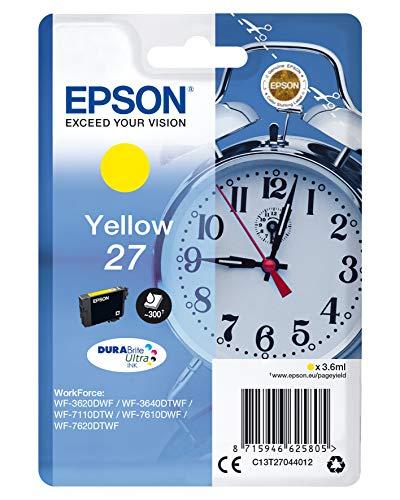 Epson C13T27044022 Inchiostro, Giallo