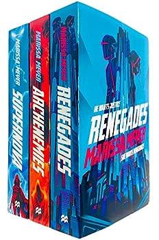 Renegades Series 3 Books Collection Set by Marissa Meyer  Renegades Archenemies & Supernova