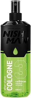 NISHMAN After Shave Cologne 4- Lemon 400 ml