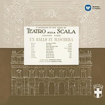 Verdi: Un ballo in maschera (1956 - Votto) - Callas Remastered