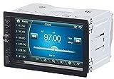 CREASONO DIN 2 Radio: 2-DIN-MP3-Autoradio mit Touchdisplay, Bluetooth, Freisprecher, 4X 45 W (Doppel DIN Autoradio)
