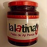 Pasta de Ají Panca Peruano La Latina 225g