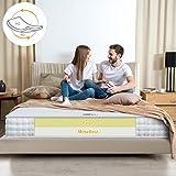 BedStory Orthopädische 7-Zonen Kaltschaum Matratze, Premium 90x200x18cm Kaltschaummatratze in Weiß, 2 Härtegrade(H2 & H3) in Einer Matratze ergonomisch für alle Schlaftypen - 6