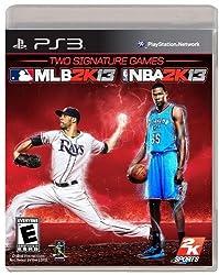 powerful 2K Sports Combo Pack – MLB2K13 / NBA2K13 – PlayStation 3