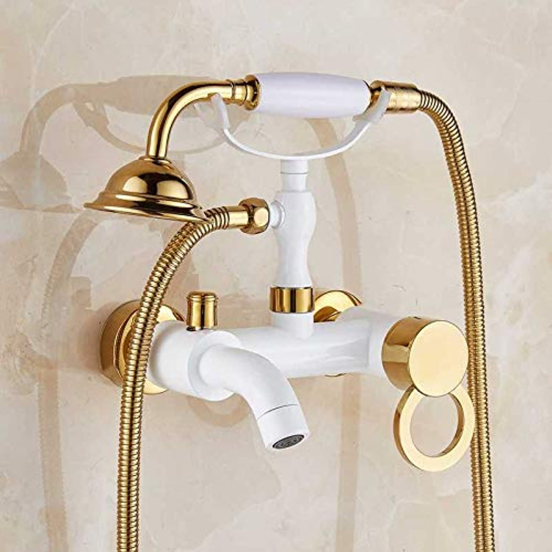 ALMD Europische badezimmer MIT dusche und badewanne - ventil - Hahn durchlauferhitzer dusche sprühen düsen Apple - Absatz