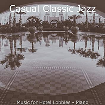 Music for Hotel Lobbies - Piano