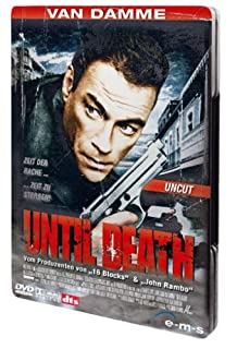 Until Death (2 DVD Limited Steelbook Edition) [Limited Edition]