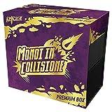 Asmodee Italia - KeyForge Mondi in Collisione: Premium Box, Gioco di Carte, Edizione in Italiano (10607)