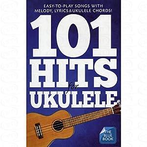 101 Hits for Ukulele – arrangiert für Ukulele [Noten/Sheetmusic]