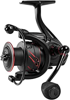No Gap Revolution Reel, 5.0:1 Gear Ratio Sturdy Material, 12 + 1 Axle Count, Can Fish Powerful Freshwater and Marine Fish