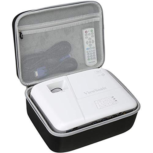 Aproca Hart Schutz Hülle Reise Tragen Etui Tasche für Viewsonic PA503S / PA503W / PA503X / PG703W Heimkino DLP Projektor