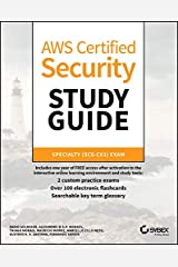 AWS Certified Security Study Guide: Specialty (SCS-C01) Exam Kindle Edition