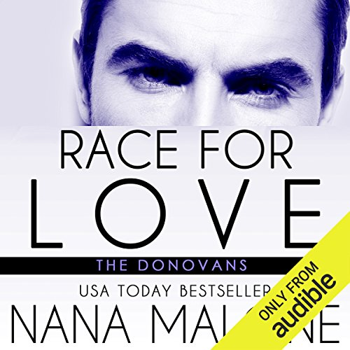 Race for Love audiobook cover art