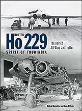 Horten Ho 229 Spirit of Thuringia: The Horten All-Wing Jet Fighter