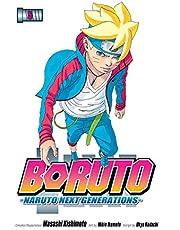 Boruto: Naruto Next Generations, Vol. 5