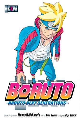 Boruto, Vol. 5