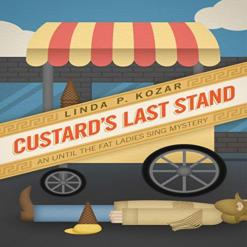 Custard's Last Stand audiobook cover art