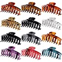 12-Pieces Ygreato Large Hair Clips