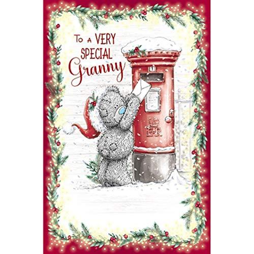Weihnachtskarte, Motiv