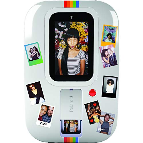 WF Tastemakers Polaroid at-Home Instant Photo Booth (White)