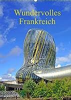 Frankreich ist schoen (Wandkalender 2022 DIN A2 hoch): Frankreich, ein Land voller Sehenswuerdigkeiten (Planer, 14 Seiten )