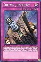 YU-GI-OH! - Solemn Judgment (LCYW-EN152) - Legendary Collection 3: Yugi's World - 1st Edition - Secret Rare