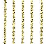Desing & Gold Cordón Oro 18 kte 60 cm