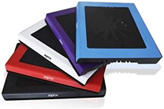 Approx APPNBC06LB - Base refrigeradora para portátiles y Netbooks, Color Azul