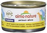Almo Nature Dog HFC Cuisine Pollo, Zanahoria y Arroz, 2280