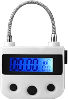electronic time lock