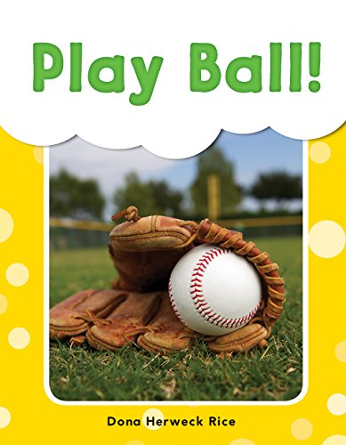 Play Ball! - Phonics Book for Beginning Readers, Teaches High-Frequency Sight Words (My Words Readers)