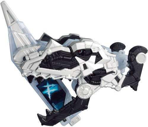 Masked Rider W double Transforming Gaia dinosaur Fang Memory [Toy] (japan import)